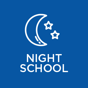 Learn more about night school at Blyth Academy Mississauga